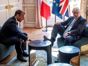 Макрон поряза Лондон: Няма време за нова сделка за Брекзит