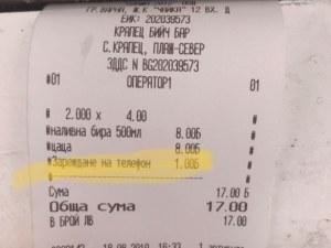 Собственикът на бара с цаца за 8 лева: Никого не съм вкарал насила, да четат менюто!