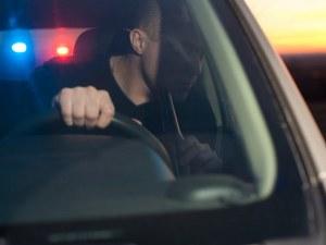 В ареста пренощуваха дрогиран шофьор и тийнейджър спипан с марихуана
