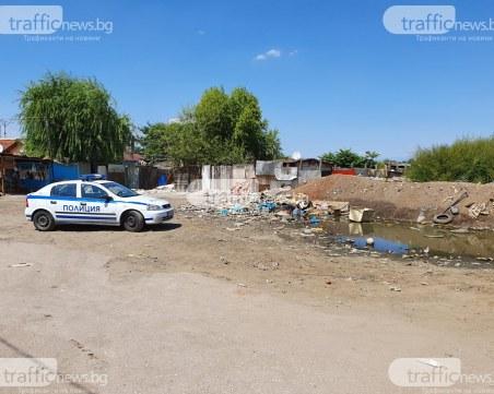 Пожарът в Столипиново е загасен