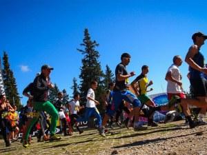 300 маратонци бягат от НДК до Черни връх