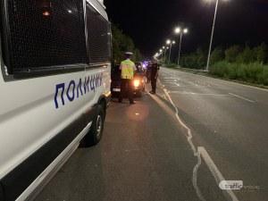 Гонкаджия бе спипан на Кукленско шосе в Пловдив, прости се с книжката си и 3000 лева
