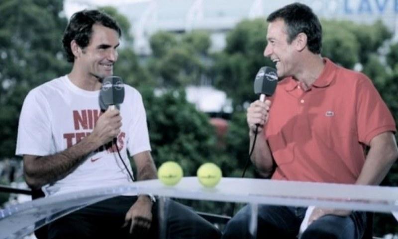 Виландер каза докога ще играе Федерер, посочи наследниците му