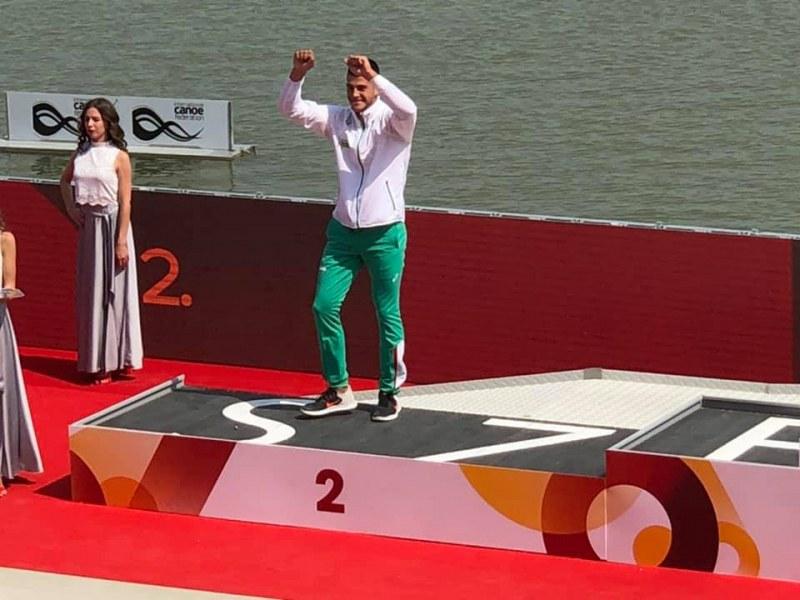 Страхотен успех! Пловдивчанинът Ангел Кодинов стана световен вицешампион
