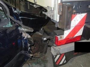 8-годишен подкара колата на майка си, катастрофира със 180 км/ч в Германия