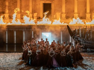 """В два извънредни спектакъла: Пловдив аплодира операта """"Орфей и Евридика"""""""