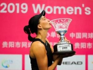 Пловдивска тенисистка с втора титла за годината