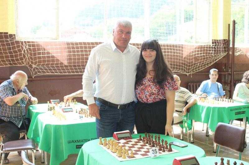 Вики Радева със страхотно постижение на международен турнир