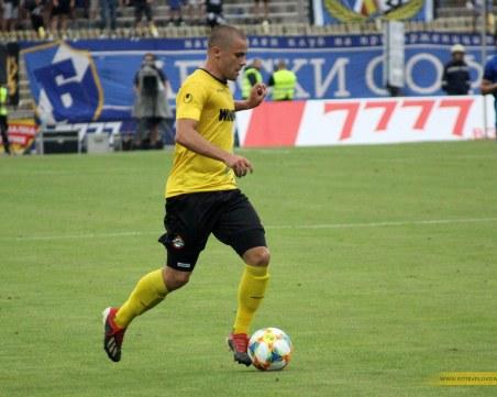 Талант на Ботев с повиквателна за националния отбор