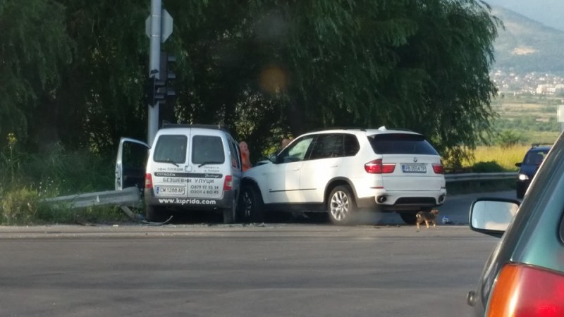 Катастрофа на Околовръстното на Пловдив