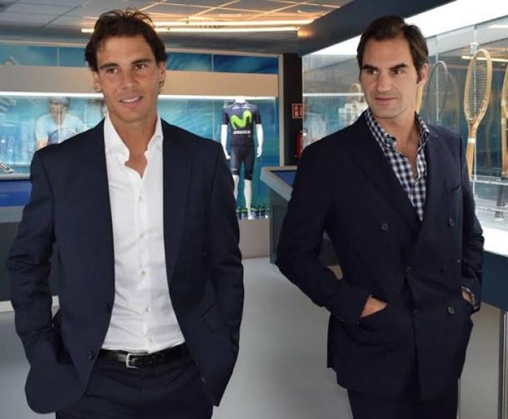 Надал кани Федерер и Роналдо на сватбата си
