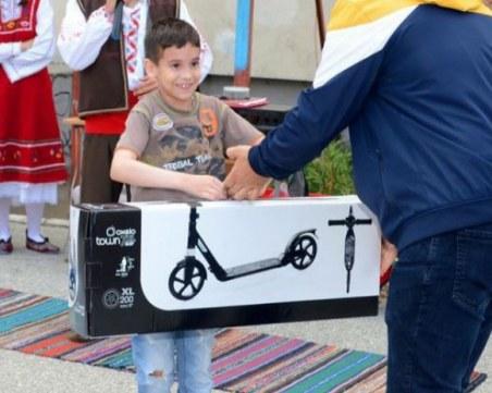 Пловдивчанин опитва да изкара бързи пари на гърба на болно дете