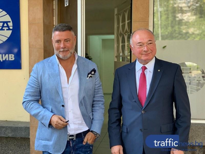 """Георги Колев: """"Марица"""" и """"Родопи"""" трябва да са в Пловдив, превърнахме се в спалня на индустрията"""