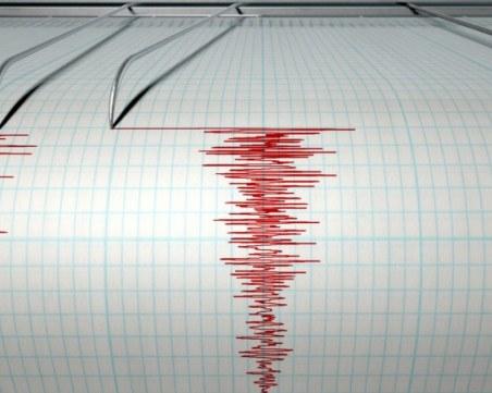 Силно земетресение разлюля Гърция