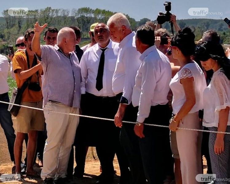 Борисов: Пълна подкрепа за археолозите на Малтепе, това е паметник от световно значение