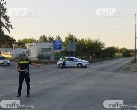 Мъж загина при катастрофа на пътя Плевен –София, движението е спряно