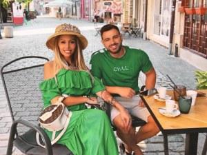 Джулиана Гани и Илиян се отправиха на романтично пътешествие в Мексико