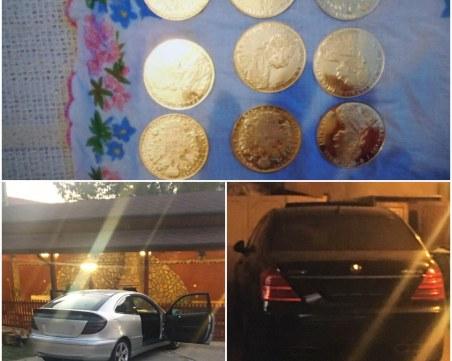 МВР показа златото, парите и колите на Келеша, спечелени от ало измами