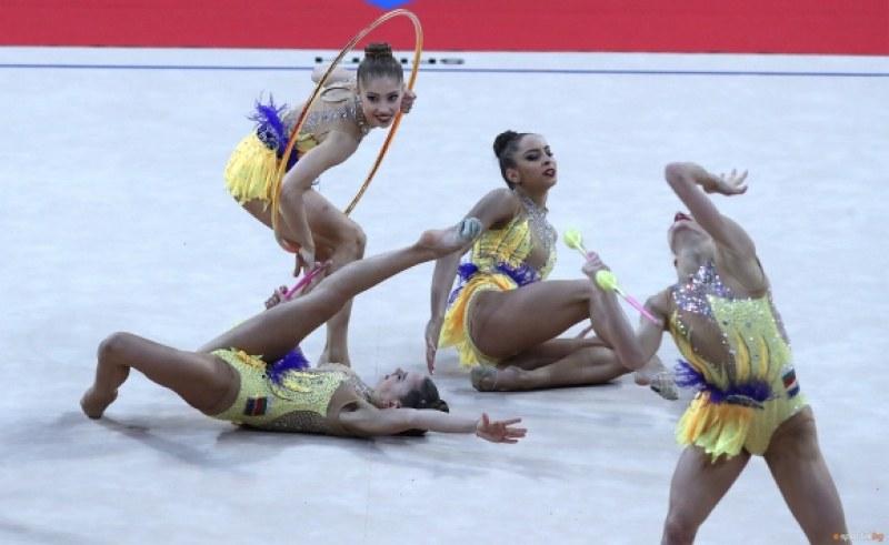 Летящ старт за грациите ни на Световната купа в Казан