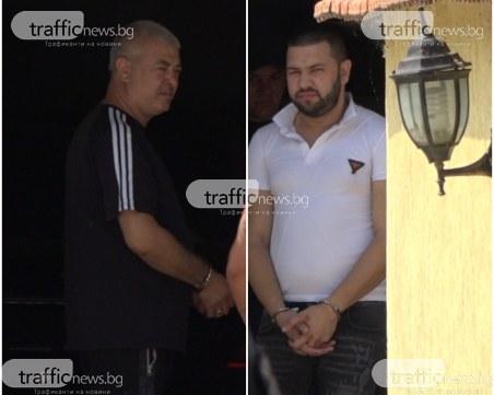Ало бандата от Левски: Двама тартори, петима телефонисти и муле в ареста