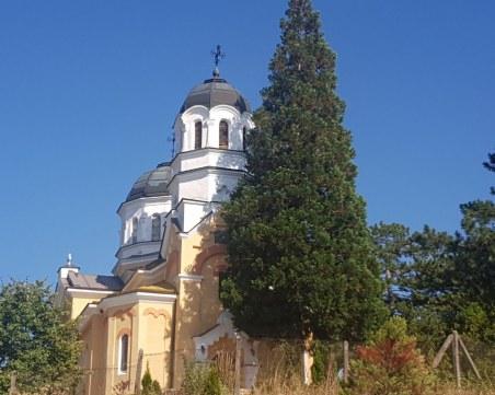 Кремиковският манастир - скална тераса, тишина и спокойствие