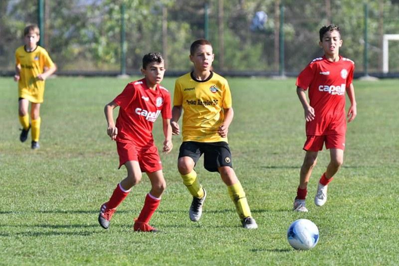 Интер, Цървена звезда и Стяуа идват за детски турнир на Ботев