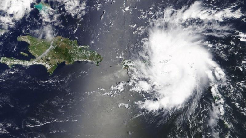 Ураганът Дориан достигна четвърта степен на опасност