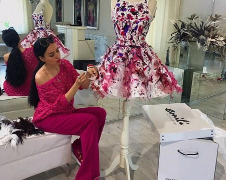 Красиви и работливи! Известната македонска дизайнерка Емили с пробив и в България