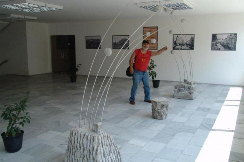 След 15 години: Цвятко Сиромашки показва
