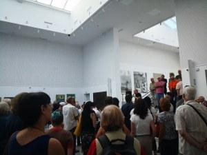 """Новата галерия започна с """"Минимализъм"""", 10 хиляди лева струва месечната й издръжка"""