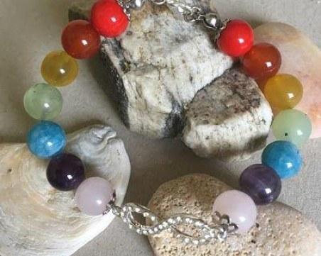 Скритите послания: Минерали и кристали  поддържат и хармонизират чакрите в тялото ни