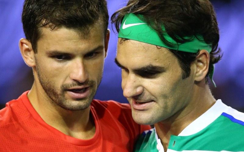 Гришо срещу Федерер късно тази нощ в Ню Йорк