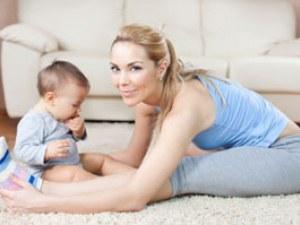 Как да възстановим фигурата си след раждане?