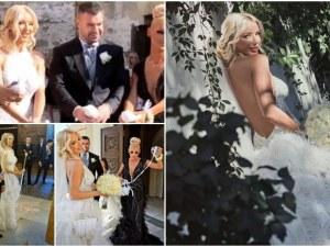 Ваня и Димитър Иванови вдигнаха разкошна сватба в Пловдив