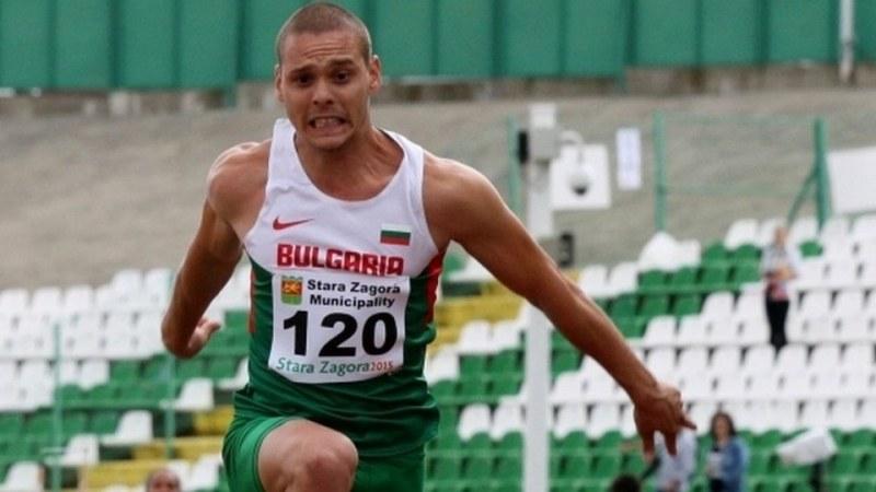 Пловдивски скачач с балканска титла и квота за световното