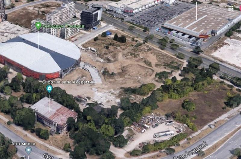 Спортното градче на Пловдив не успя да се реализира – замразиха редица проекти край Колодрума