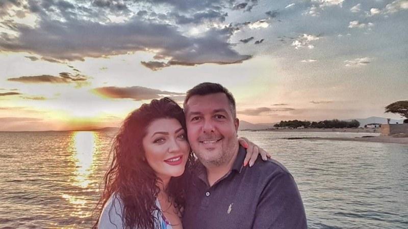 Певицата Ива Давидова се раздели със съпруга си Владимир Тодоров