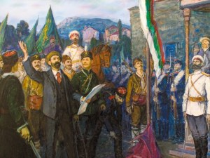 Как Иван Вазов видя революцията на Съединението