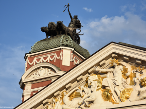 Разходка в София от римско време до комунизма предлага модерен пътеводител