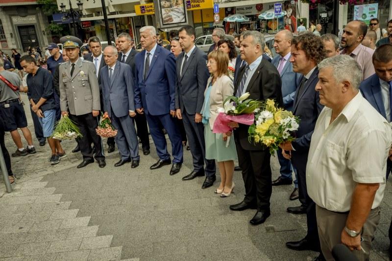 Пловдив празнува 134 години от величието на Съединението