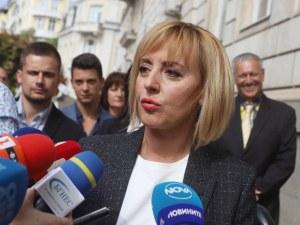 Мая Манолова се регистрира за участие в местния вот, надява се на честна игра