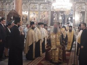 Митрополит Николай: Всички добродетели са присъщи и за героите, допринесли за Съединението