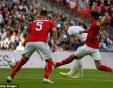 Три щедри подаръка ни провалиха срещу Англия на Уембли