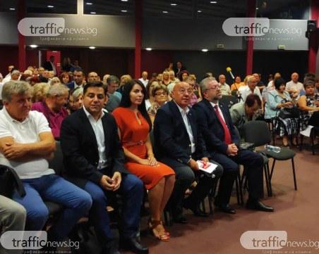 Очаквано! БСП хвърля Николай Радев за кмет на Пловдив, кандидатите за райкметове в челото на листата