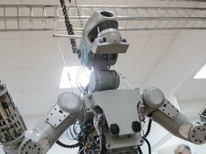Човекоподобният робот Фьодор се завърна на Земята