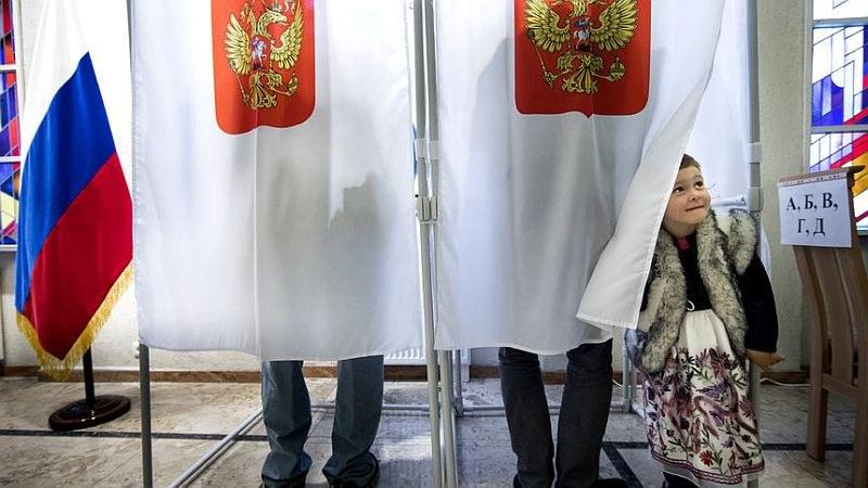 Избори в Русия след вълна от протести