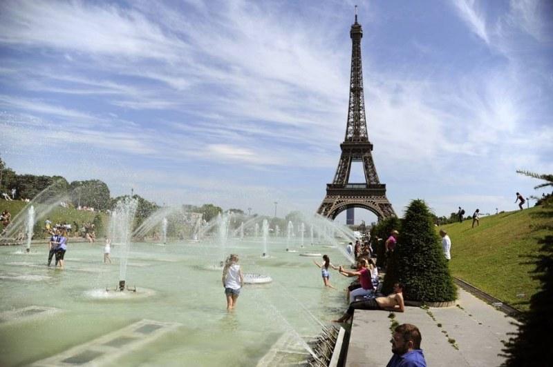 1500 души са загинали във Франция заради жегите