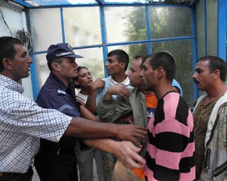 Ром атакува полицай с вила, усмириха го с три стоп патрона