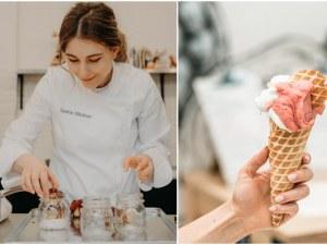Савина Николова – майсторката на занаятчийския сладолед, която намери любовта в Пловдив