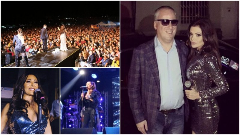 Цеца, Ивана, Преслава и Саша Матич събраха 30 хиляди зрители на Банско Балкан фест